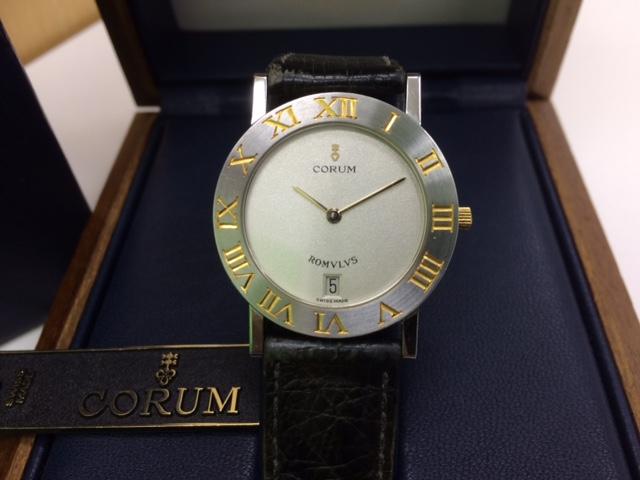 コルム CORUM 腕時計